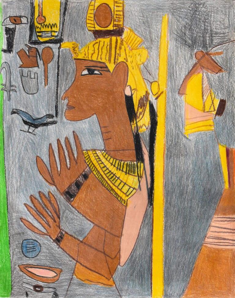 A sketch of Nefertari